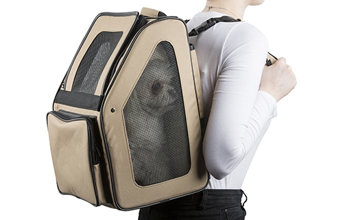 Rio Classic 3 in 1 Carrier in Khaki - pet-riokhaki