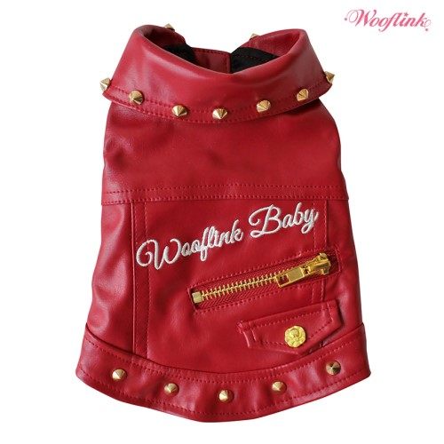 Rock Star in Town Dog Vest - wf-rockstarvest