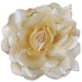 Rosanna Collar Flower - Gold or Silver - PO-rosa-flower