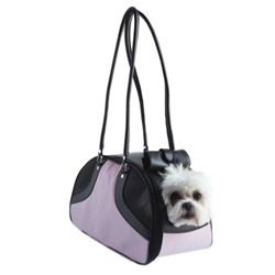 Roxy Bag in Pink & Black wooflink, susan lanci, dog clothes, small dog clothes, urban pup, pooch outfitters, dogo, hip doggie, doggie design, small dog dress, pet clotes, dog boutique. pet boutique, bloomingtails dog boutique, dog raincoat, dog rain coat, pet raincoat, dog shampoo, pet shampoo, dog bathrobe, pet bathrobe, dog carrier, small dog carrier, doggie couture, pet couture, dog football, dog toys, pet toys, dog clothes sale, pet clothes sale, shop local, pet store, dog store, dog chews, pet chews, worthy dog, dog bandana, pet bandana, dog halloween, pet halloween, dog holiday, pet holiday, dog teepee, custom dog clothes, pet pjs, dog pjs, pet pajamas, dog pajamas,dog sweater, pet sweater, dog hat, fabdog, fab dog, dog puffer coat, dog winter jacket, dog col