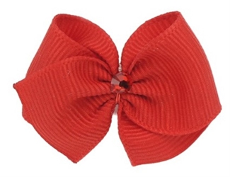 Ruby Red Hair Barrette