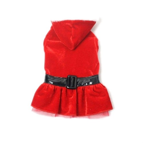 Santa Christmas Dress - MD-santa-dressM-PRW