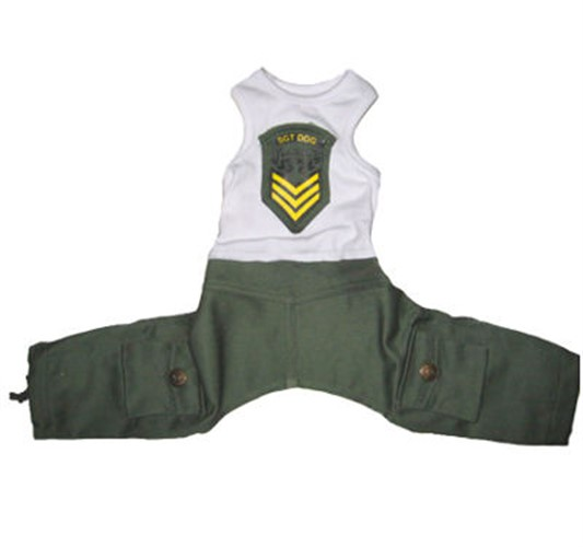 Sgt Dog Cargo Jumper - MD-sgtcargo-jumperS-NKJ