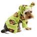 Silly Monkey Hooded Dog Pajamas - More Colors  - klpo-hooded-pjs