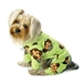 Silly Monkey Turtleneck Dog Pajamas - More Colors - klpo-monkeys-pjs