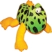 Silly Sound Off Dog Toys  - petlou-sillyfrogC-ZEL