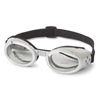 Silver with Clear Lens Doggles dog bowls,susan lanci, puppia,wooflink, luxury dog boutique,tonimari,pet clothes, dog clothes, puppy clothes, pet store, dog store, puppy boutique store, dog boutique, pet boutique, puppy boutique, Bloomingtails, dog, small dog clothes, large dog clothes, large dog costumes, small dog costumes, pet stuff, Halloween dog, puppy Halloween, pet Halloween, clothes, dog puppy Halloween, dog sale, pet sale, puppy sale, pet dog tank, pet tank, pet shirt, dog shirt, puppy shirt,puppy tank, I see spot, dog collars, dog leads, pet collar, pet lead,puppy collar, puppy lead, dog toys, pet toys, puppy toy, dog beds, pet beds, puppy bed,  beds,dog mat, pet mat, puppy mat, fab dog pet sweater, dog sweater, dog winter, pet winter,dog raincoat, pet raincoat,