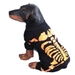 Skeleton Dog Costume - Orange - pam-orskeleton0-LC7