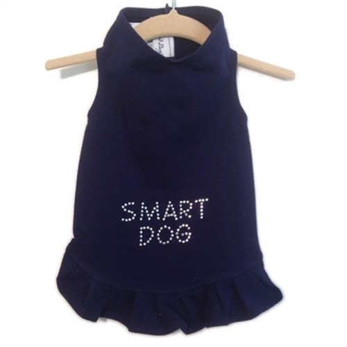 Smart Dog Dress or Tank in Many Colors  - daisy-smart