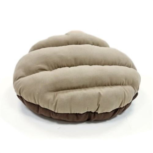 Solid Dog Burger Bed - dgo-bursol