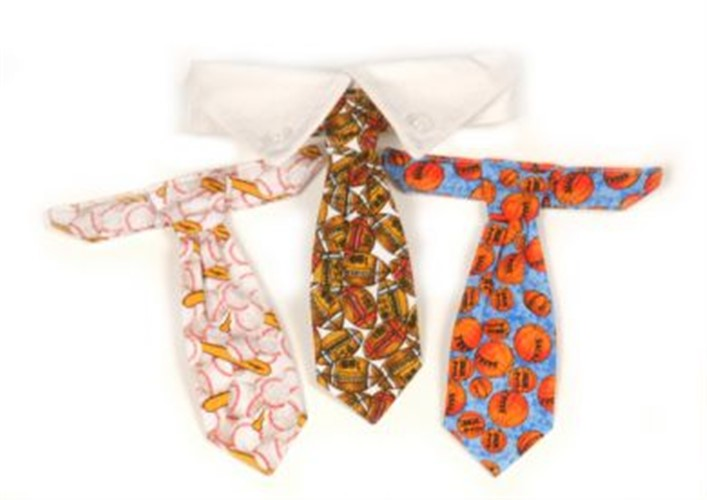 Sports Ties Set - dogdes-sports-tiesX-B1F