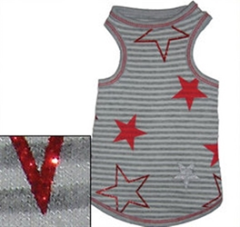 Star Struck Dog Tank Shirt puppy bed,  beds,dog mat, pet mat, puppy mat, fab dog pet sweater, dog swepet clothes, dog clothes, puppy clothes, pet store, dog store, puppy boutique store, dog boutique, pet boutique, puppy boutique, Bloomingtails, dog, small dog clothes, large dog clothes, large dog costumes, small dog costumes, pet stuff, Halloween dog, puppy Halloween, pet Halloween, clothes, dog puppy Halloween, dog sale, pet sale, puppy sale, pet dog tank, pet tank, pet shirt, dog shirt, puppy shirt,puppy tank, I see spot, dog collars, dog leads, pet collar, pet lead,puppy collar, puppy lead, dog toys, pet toys, puppy toy, dog beds, pet beds, puppy bed,  beds,dog mat, pet mat, puppy mat, fab dog pet sweater, dog sweater, dog winter, pet winter,dog raincoat, pet rain