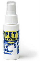 Sunscreen SPF 15 for Dogs