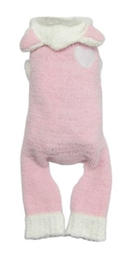 Super Soft Bunny Suit-Pink  - hip-bunnyX-MZP