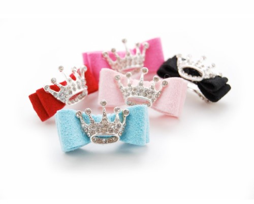 Susan Lanci Crown Hair Bows