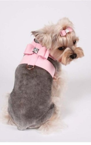 big bow susan lanci tinkie harness pink 315 x 500?bw=1000&bh=1000 susan lanci big bow tinkie dog harness