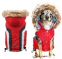 Swiss Alpine Ski Vest - Red dog bowls,susan lanci, puppia,wooflink, luxury dog boutique,tonimari,pet clothes, dog clothes, puppy clothes, pet store, dog store, puppy boutique store, dog boutique, pet boutique, puppy boutique, Bloomingtails, dog, small dog clothes, large dog clothes, large dog costumes, small dog costumes, pet stuff, Halloween dog, puppy Halloween, pet Halloween, clothes, dog puppy Halloween, dog sale, pet sale, puppy sale, pet dog tank, pet tank, pet shirt, dog shirt, puppy shirt,puppy tank, I see spot, dog collars, dog leads, pet collar, pet lead,puppy collar, puppy lead, dog toys, pet toys, puppy toy, dog beds, pet beds, puppy bed,  beds,dog mat, pet mat, puppy mat, fab dog pet sweater, dog sweater, dog winter, pet winter,dog raincoat, pet raincoat,