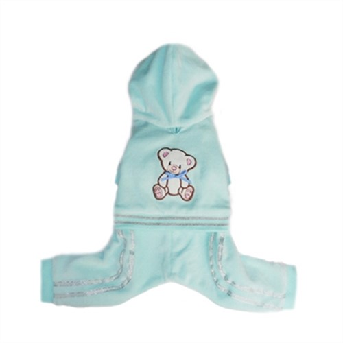 Teddy Jumper - Pink or Blue - PO-teddy-jumper