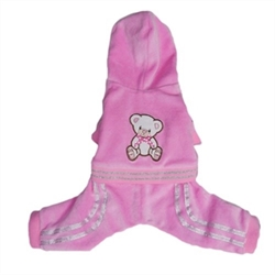 Teddy Jumper - Pink or Blue wooflink, susan lanci, dog clothes, small dog clothes, urban pup, pooch outfitters, dogo, hip doggie, doggie design, small dog dress, pet clotes, dog boutique. pet boutique, bloomingtails dog boutique, dog raincoat, dog rain coat, pet raincoat, dog shampoo, pet shampoo, dog bathrobe, pet bathrobe, dog carrier, small dog carrier, doggie couture, pet couture, dog football, dog toys, pet toys, dog clothes sale, pet clothes sale, shop local, pet store, dog store, dog chews, pet chews, worthy dog, dog bandana, pet bandana, dog halloween, pet halloween, dog holiday, pet holiday, dog teepee, custom dog clothes, pet pjs, dog pjs, pet pajamas, dog pajamas,dog sweater, pet sweater, dog hat, fabdog, fab dog, dog puffer coat, dog winter jacket, dog col