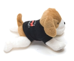Toffee the Mutt Plush Toy