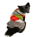 Trendy Boy Argyle Wool Dog Sweater  - cd-trendy-sweater