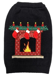 Ugly Dog Sweater - Fireplace kosher, hanukkah, toy, jewish, toy, puppy bed,  beds,dog mat, pet mat, puppy mat, fab dog pet sweater, dog swepet clothes, dog clothes, puppy clothes, pet store, dog store, puppy boutique store, dog boutique, pet boutique, puppy boutique, Bloomingtails, dog, small dog clothes, large dog clothes, large dog costumes, small dog costumes, pet stuff, Halloween dog, puppy Halloween, pet Halloween, clothes, dog puppy Halloween, dog sale, pet sale, puppy sale, pet dog tank, pet tank, pet shirt, dog shirt, puppy shirt,puppy tank, I see spot, dog collars, dog leads, pet collar, pet lead,puppy collar, puppy lead, dog toys, pet toys, puppy toy, dog beds, pet beds, puppy bed,  beds,dog mat, pet mat, puppy mat, fab dog pet sweater, dog sweater, dog winte