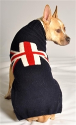 Union Jack Dog Sweater     dog bowls,susan lanci, puppia,wooflink, luxury dog boutique,tonimari,pet clothes, dog clothes, puppy clothes, pet store, dog store, puppy boutique store, dog boutique, pet boutique, puppy boutique, Bloomingtails, dog, small dog clothes, large dog clothes, large dog costumes, small dog costumes, pet stuff, Halloween dog, puppy Halloween, pet Halloween, clothes, dog puppy Halloween, dog sale, pet sale, puppy sale, pet dog tank, pet tank, pet shirt, dog shirt, puppy shirt,puppy tank, I see spot, dog collars, dog leads, pet collar, pet lead,puppy collar, puppy lead, dog toys, pet toys, puppy toy, dog beds, pet beds, puppy bed,  beds,dog mat, pet mat, puppy mat, fab dog pet sweater, dog sweater, dog winter, pet winter,dog raincoat, pet raincoat