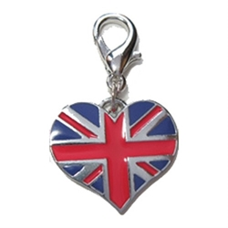 Union Jack Pet Collar Charm kosher, hanukkah, toy, jewish, toy, puppy bed,  beds,dog mat, pet mat, puppy mat, fab dog pet sweater, dog swepet clothes, dog clothes, puppy clothes, pet store, dog store, puppy boutique store, dog boutique, pet boutique, puppy boutique, Bloomingtails, dog, small dog clothes, large dog clothes, large dog costumes, small dog costumes, pet stuff, Halloween dog, puppy Halloween, pet Halloween, clothes, dog puppy Halloween, dog sale, pet sale, puppy sale, pet dog tank, pet tank, pet shirt, dog shirt, puppy shirt,puppy tank, I see spot, dog collars, dog leads, pet collar, pet lead,puppy collar, puppy lead, dog toys, pet toys, puppy toy, dog beds, pet beds, puppy bed,  beds,dog mat, pet mat, puppy mat, fab dog pet sweater, dog sweater, dog winte
