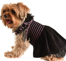 Uptown Girl Dog Dress in Black  puppy bed,  beds,dog mat, pet mat, puppy mat, fab dog pet sweater, dog swepet clothes, dog clothes, puppy clothes, pet store, dog store, puppy boutique store, dog boutique, pet boutique, puppy boutique, Bloomingtails, dog, small dog clothes, large dog clothes, large dog costumes, small dog costumes, pet stuff, Halloween dog, puppy Halloween, pet Halloween, clothes, dog puppy Halloween, dog sale, pet sale, puppy sale, pet dog tank, pet tank, pet shirt, dog shirt, puppy shirt,puppy tank, I see spot, dog collars, dog leads, pet collar, pet lead,puppy collar, puppy lead, dog toys, pet toys, puppy toy, dog beds, pet beds, puppy bed,  beds,dog mat, pet mat, puppy mat, fab dog pet sweater, dog sweater, dog winter, pet winter,dog raincoat, pet rain
