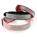 VIP Bling Dog Collar in Many Colors - dgo-blingvip