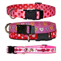 Valentine Dog Collar Collection