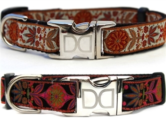Venice Dog Collar & Lead Collection