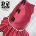 Vie En Rose Harness Dress - rl-vieen