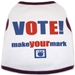 Vote - Make Your Mark Tee - iss-voteX-KWE
