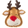 Wagnolia Bakery Reindeer Holiday Cookie Toy Roxy & Lulu, wooflink, susan lanci, dog clothes, small dog clothes, urban pup, pooch outfitters, dogo, hip doggie, doggie design, small dog dress, pet clotes, dog boutique. pet boutique, bloomingtails dog boutique, dog raincoat, dog rain coat, pet raincoat, dog shampoo, pet shampoo, dog bathrobe, pet bathrobe, dog carrier, small dog carrier, doggie couture, pet couture, dog football, dog toys, pet toys, dog clothes sale, pet clothes sale, shop local, pet store, dog store, dog chews, pet chews, worthy dog, dog bandana, pet bandana, dog halloween, pet halloween, dog holiday, pet holiday, dog teepee, custom dog clothes, pet pjs, dog pjs, pet pajamas, dog pajamas,dog sweater, pet sweater, dog hat, fabdog, fab dog, dog puffer coat, dog winter ja