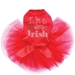 Wee Bit Irish Tutu Dress in Many Colors   - dic-weeirish