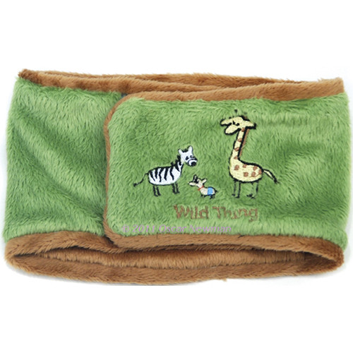 Wild Things Dog  Belly Band - on-wild-bb