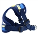 Wrap and Snap Choke Free Harness w/Mesh Lining - Island Sharks - dogdes-wrap-harness