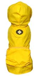 Yellow Argyle Raincoat  wooflink, susan lanci, dog clothes, small dog clothes, urban pup, pooch outfitters, dogo, hip doggie, doggie design, small dog dress, pet clotes, dog boutique. pet boutique, bloomingtails dog boutique, dog raincoat, dog rain coat, pet raincoat, dog shampoo, pet shampoo, dog bathrobe, pet bathrobe, dog carrier, small dog carrier, doggie couture, pet couture, dog football, dog toys, pet toys, dog clothes sale, pet clothes sale, shop local, pet store, dog store, dog chews, pet chews, worthy dog, dog bandana, pet bandana, dog halloween, pet halloween, dog holiday, pet holiday, dog teepee, custom dog clothes, pet pjs, dog pjs, pet pajamas, dog pajamas,dog sweater, pet sweater, dog hat, fabdog, fab dog, dog puffer coat, dog winter jacket, dog col