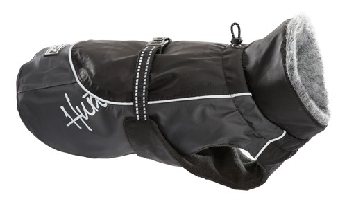 Black Winter Dog Jacket pet clothes, dog clothes, puppy clothes, pet store, dog store, puppy boutique store, dog boutique, pet boutique, puppy boutique, Bloomingtails, dog, small dog clothes, large dog clothes, large dog costumes, small dog costumes, pet stuff, Halloween dog, puppy Halloween, pet Halloween, clothes, dog puppy Halloween, dog sale, pet sale, puppy sale, pet dog tank, pet tank, pet shirt, dog shirt, puppy shirt,puppy tank, I see spot, dog collars, dog leads, pet collar, pet lead,puppy collar, puppy lead, dog toys, pet toys, puppy toy, dog beds, pet beds, puppy bed,  beds,dog mat, pet mat, puppy mat, fab dog pet sweater, dog sweater, dog winter, pet winter,dog raincoat, pet raincoat, dog harness, puppy harness, pet harness, dog collar, dog lead, pet l