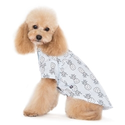 Pineapple Dog Shirt in 3 Colors puppy bed bc893a56891b