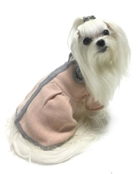 Princess Charlotte Sweater by Oscar Newman wooflink, susan lanci, dog clothes, small dog clothes, urban pup, pooch outfitters, dogo, hip doggie, doggie design, small dog dress, pet clotes, dog boutique. pet boutique, bloomingtails dog boutique, dog raincoat, dog rain coat, pet raincoat, dog shampoo, pet shampoo, dog bathrobe, pet bathrobe, dog carrier, small dog carrier, doggie couture, pet couture, dog football, dog toys, pet toys, dog clothes sale, pet clothes sale, shop local, pet store, dog store, dog chews, pet chews, worthy dog, dog bandana, pet bandana, dog halloween, pet halloween, dog holiday, pet holiday, dog teepee, custom dog clothes, pet pjs, dog pjs, pet pajamas, dog pajamas,dog sweater, pet sweater, dog hat, fabdog, fab dog, dog puffer coat, dog winter jacket, dog col