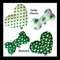 St. Patricks Day Dog Toys - Stuffing Free Roxy & Lulu, wooflink, susan lanci, dog clothes, small dog clothes, urban pup, pooch outfitters, dogo, hip doggie, doggie design, small dog dress, pet clotes, dog boutique. pet boutique, bloomingtails dog boutique, dog raincoat, dog rain coat, pet raincoat, dog shampoo, pet shampoo, dog bathrobe, pet bathrobe, dog carrier, small dog carrier, doggie couture, pet couture, dog football, dog toys, pet toys, dog clothes sale, pet clothes sale, shop local, pet store, dog store, dog chews, pet chews, worthy dog, dog bandana, pet bandana, dog halloween, pet halloween, dog holiday, pet holiday, dog teepee, custom dog clothes, pet pjs, dog pjs, pet pajamas, dog pajamas,dog sweater, pet sweater, dog hat, fabdog, fab dog, dog puffer coat, dog winter ja
