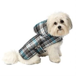 Alberta Quilted Dog Jacket