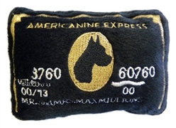 Americanine Express Dog Plush Toy