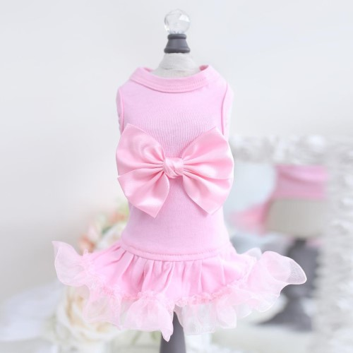 Ballerina Dress in Pink or Black Roxy & Lulu, wooflink, susan lanci, dog clothes, small dog clothes, urban pup, pooch outfitters, dogo, hip doggie, doggie design, small dog dress, pet clotes, dog boutique. pet boutique, bloomingtails dog boutique, dog raincoat, dog rain coat, pet raincoat, dog shampoo, pet shampoo, dog bathrobe, pet bathrobe, dog carrier, small dog carrier, doggie couture, pet couture, dog football, dog toys, pet toys, dog clothes sale, pet clothes sale, shop local, pet store, dog store, dog chews, pet chews, worthy dog, dog bandana, pet bandana, dog halloween, pet halloween, dog holiday, pet holiday, dog teepee, custom dog clothes, pet pjs, dog pjs, pet pajamas, dog pajamas,dog sweater, pet sweater, dog hat, fabdog, fab dog, dog puffer coat, dog winter ja