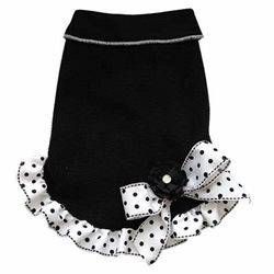 Black & White Polka Dot Fleece Pullover puppy bed,  beds,dog mat, pet mat, puppy mat, fab dog pet sweater, dog swepet clothes, dog clothes, puppy clothes, pet store, dog store, puppy boutique store, dog boutique, pet boutique, puppy boutique, Bloomingtails, dog, small dog clothes, large dog clothes, large dog costumes, small dog costumes, pet stuff, Halloween dog, puppy Halloween, pet Halloween, clothes, dog puppy Halloween, dog sale, pet sale, puppy sale, pet dog tank, pet tank, pet shirt, dog shirt, puppy shirt,puppy tank, I see spot, dog collars, dog leads, pet collar, pet lead,puppy collar, puppy lead, dog toys, pet toys, puppy toy, dog beds, pet beds, puppy bed,  beds,dog mat, pet mat, puppy mat, fab dog pet sweater, dog sweater, dog winter, pet winter,dog raincoat, pet rain