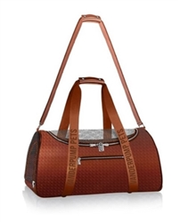 Vanderpump Duffel Carrier in Brown