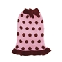 Bubble Dot Sweater Dress Roxy & Lulu, wooflink, susan lanci, dog clothes, small dog clothes, urban pup, pooch outfitters, dogo, hip doggie, doggie design, small dog dress, pet clotes, dog boutique. pet boutique, bloomingtails dog boutique, dog raincoat, dog rain coat, pet raincoat, dog shampoo, pet shampoo, dog bathrobe, pet bathrobe, dog carrier, small dog carrier, doggie couture, pet couture, dog football, dog toys, pet toys, dog clothes sale, pet clothes sale, shop local, pet store, dog store, dog chews, pet chews, worthy dog, dog bandana, pet bandana, dog halloween, pet halloween, dog holiday, pet holiday, dog teepee, custom dog clothes, pet pjs, dog pjs, pet pajamas, dog pajamas,dog sweater, pet sweater, dog hat, fabdog, fab dog, dog puffer coat, dog winter ja