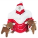 Holiday Burrow Toy-Reindeer  - zippaws-burrow